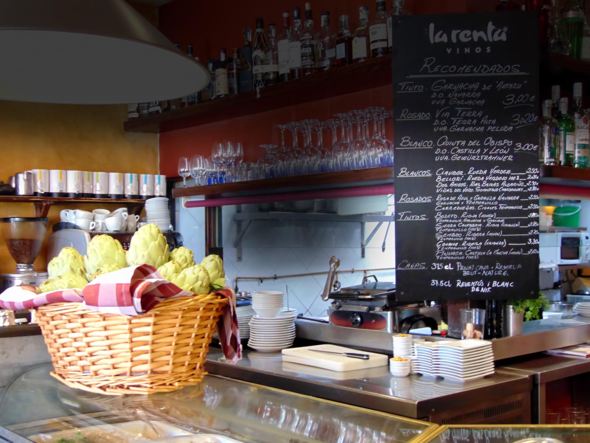 la renta cocina bar: restaurante en majadahonda