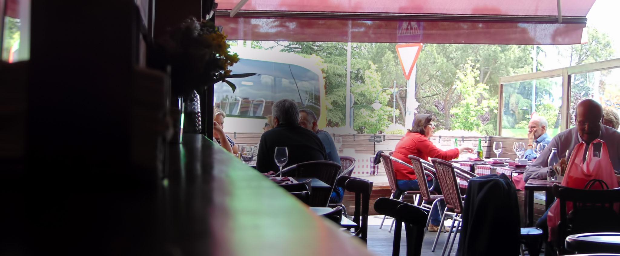 Restaurante La Renta en majadahonda