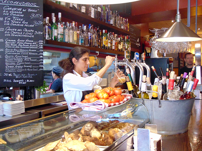 restaurante en majadahonda